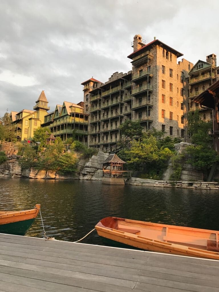 Mohonk buildings